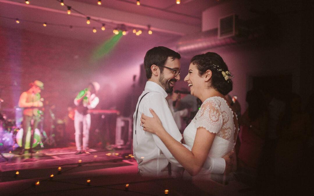 Ślub w tradycji żydowskiej – Lizzie + Owen