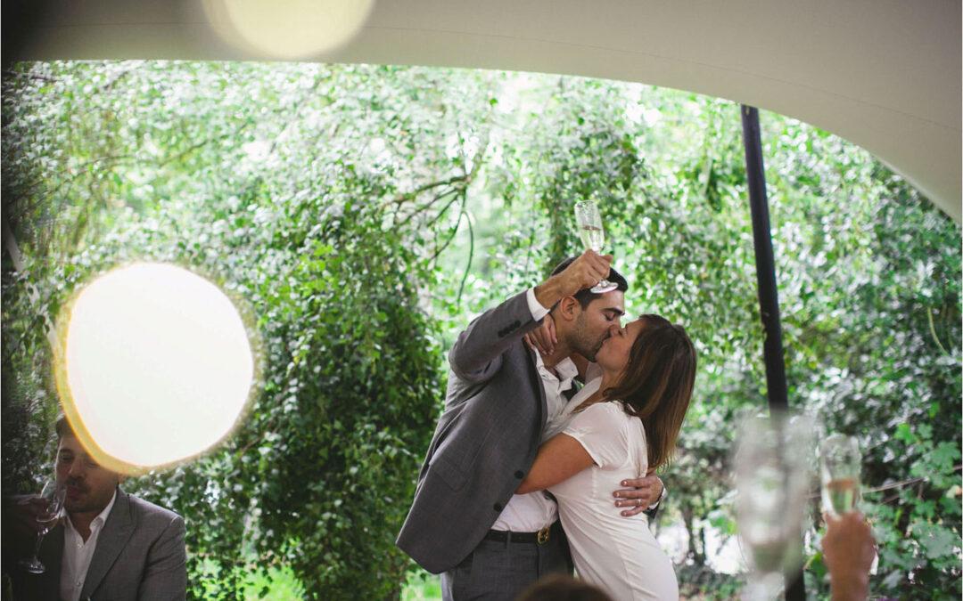 Ślub plenerowy – Natalie + Will